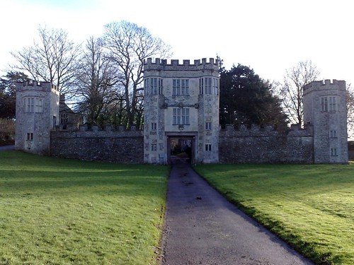 Shute Gatehouse