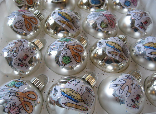 Crafty ornaments