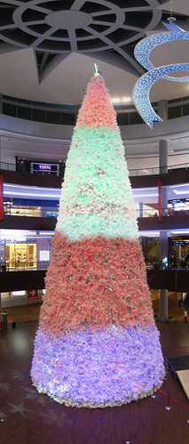 Dubai Christmas Tree