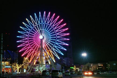 081221Mitsui Outlet Park(film)