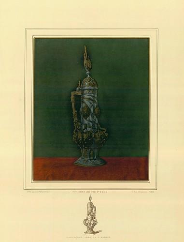 012- Vaso de beber del rey Stephen de Polonia 1582