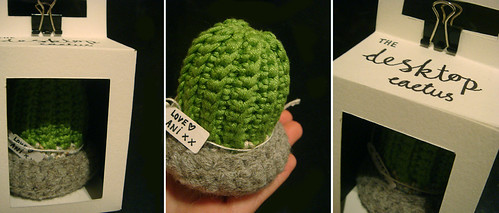 Desktop Cactus