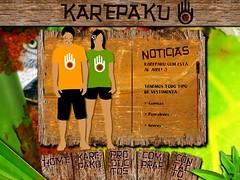 www.karepaku.com (Graphik3.com) Tags: web flash webdesign actionscript