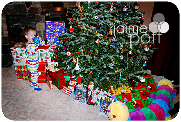 Christmas at my parents