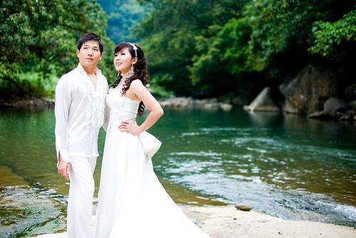 美麗的婚紗照010