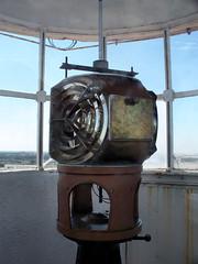 Linterna, Faro Claromec | Lantern, Claromec Lighthouse (katiemetz) Tags: lighthouse southamerica argentina faro lantern linterna claromec lighthousetrek