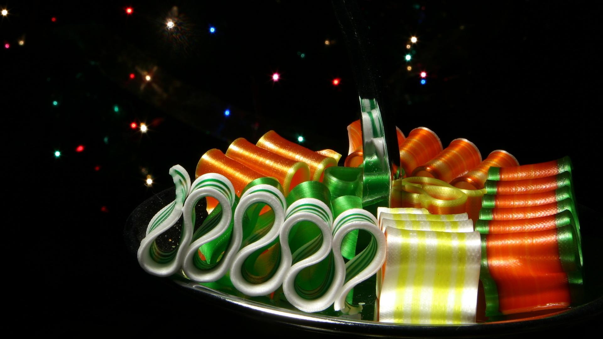 Bonbons de Noël / Christmas Candies | Un plat de desserts ...