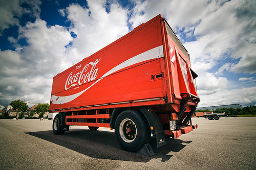 The Cola Truck by you.