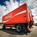 The Cola Truck by kwerfeldein