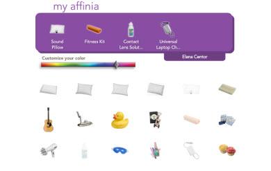 Affinia Extras
