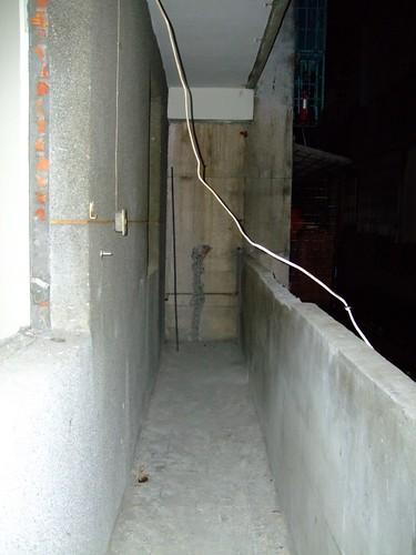 拆除中-後陽台