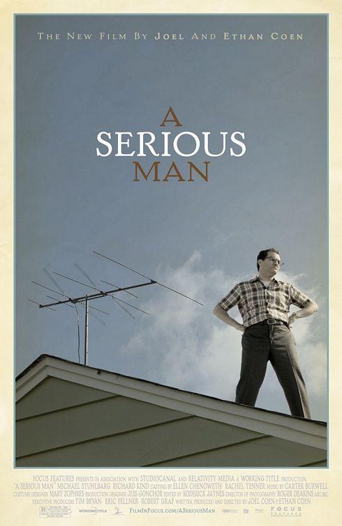 Serious Man - Poster