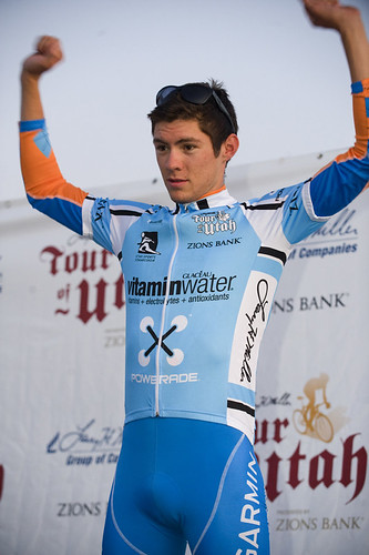 Akex Howes - Tour of Utah, stage 3