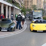Marussia B1 & Marussia B2