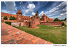 Malbork castle (Mariusz Petelicki) Tags: hdr malbork zamek 3xp mariuszpetelicki castlemalbork