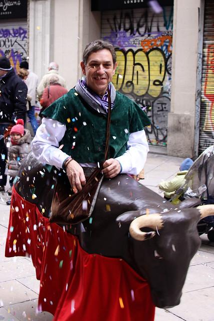 Carnevale in Barcelona