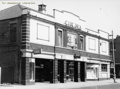 Cintra Cinema, Harpurhey, Rochdale Road