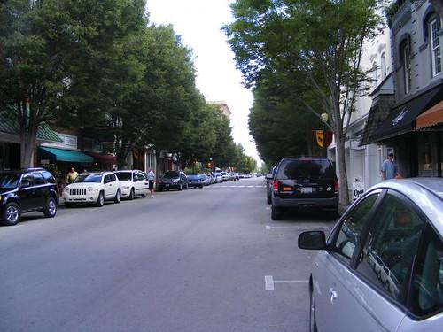 New Bern street scene