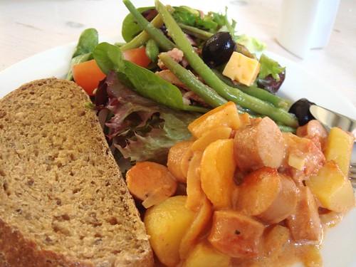 Lunch At Gerlev