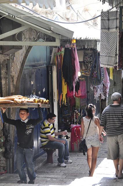 Daily Life Jerusalem