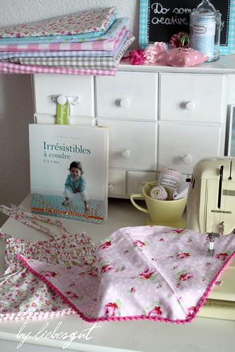 New projects from Liebesgut by sewingamelie by liebesgut