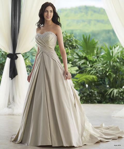 Trajes de novia baratos-979A