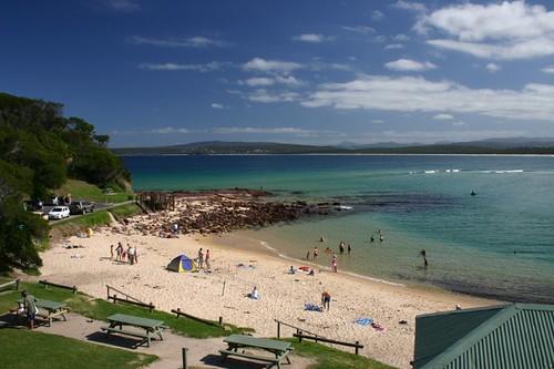 Bar Beach, Merimbula, NSW.