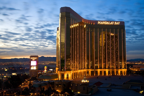 Mandalay Bay Sunrise