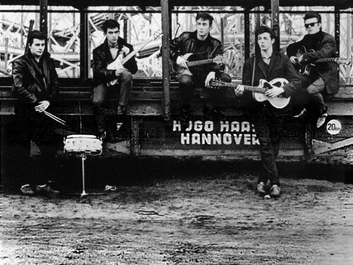 beatles hamburg germany