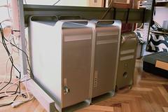 PowerMacG4+PowerMacG5+MacPro (je@n) Tags: geek d70 it pro setup dlink powermacg5 1870 dbt120 powermacg4 igeek macpro