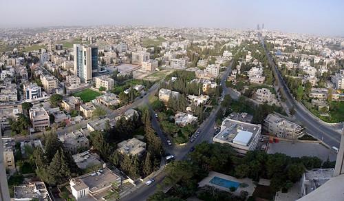 Amman - Morning Panorama