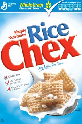 GF Rice Chex