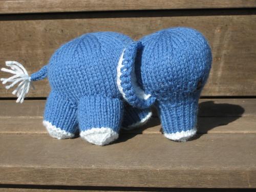 Blue Elefante