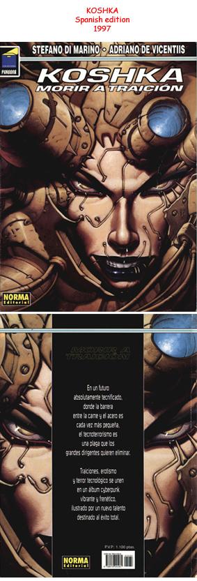 book norma