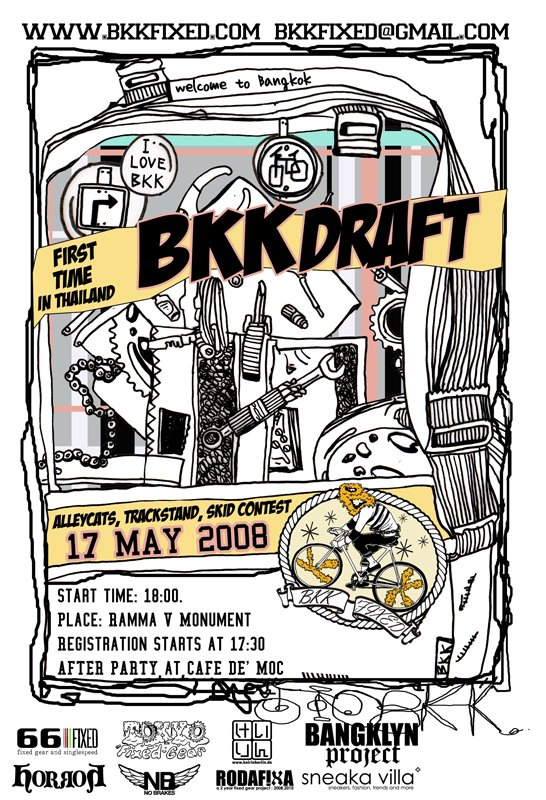 BKK Draft!
