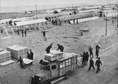 1939 Exilio republicano español - Campos de concentración 019 (lagabata) Tags: francia roussillon español argelessurmer saintcyprien pyreneesorientales exilio republicano éxodo lebarcares loscamposdeconcentación