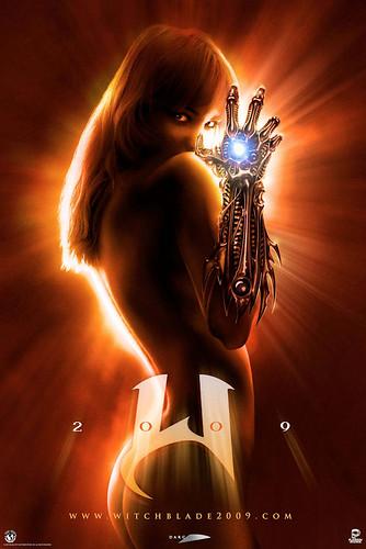 teaser poster witchblade
