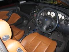 Fiat Bravo HGT Interior