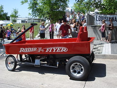 Radio Fiyer (BRKels) Tags: louisiana batonrouge artcarparade