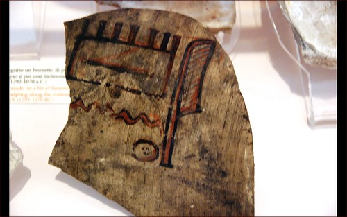 2008_0610_161927AA Egyptian Museum, Turin por Hans Ollermann.