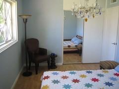 My New Phoenix House: Guest Bedroom (alist) Tags: arizona house phoenix move alist arcadia robison alicerobison ajrobison