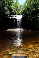 Panthertown Valley is a wonderful place to enjoy in the Highlands & Cashiers area
