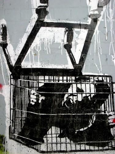 London Stencil Art