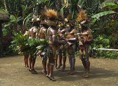 Huli Dancers (mardeross) Tags: papuanewguinea huliwigmen