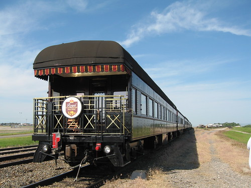 Train Chartering - Mount Stephen business rail car, Royal Canadian Pacific