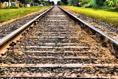 Railroad (Nilo Manalo) Tags: railroad winnipeg manitoba hdr teampilipinas