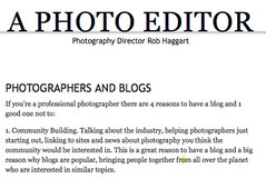 A Photo Editor - Photographers and Blogs_1215727234436