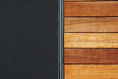 ben harper & the skatalites:be my guest (visualpanic) Tags: barcelona door wood city vertical composition puerta madera bcn ciudad minimal porta 2008 texturas juliol fusta ciutat santgervasi bonanova