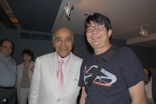 Jon Hendricks and I