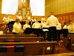 Goderich Lakeview Band takes a bow
